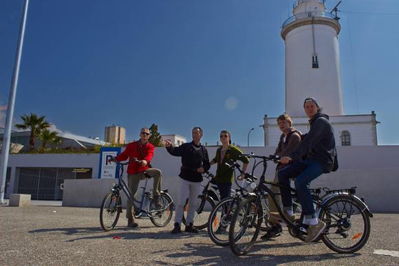 Tour en Bicicleta Eléctrica en La Farola · QQ Bikes