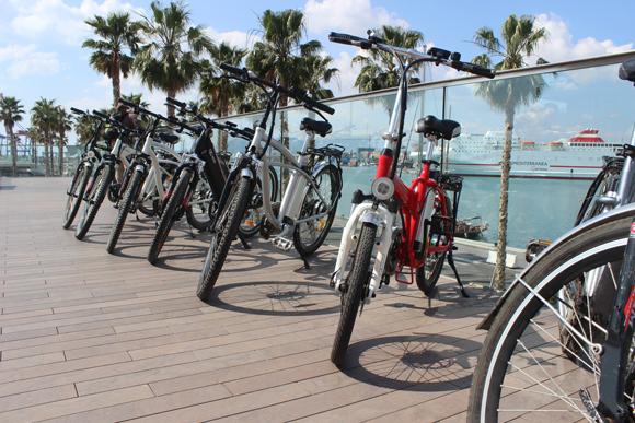Bicicletas Eléctricas de nuestra flota · QQ Bikes