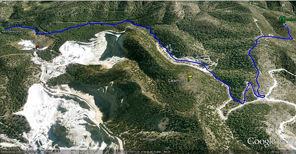 eBike Tour La Cañada del Lobo