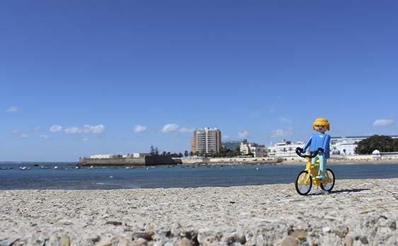 Tour Bicicleta Ciudad+