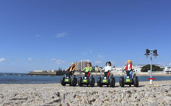 Tour Segway City + Gibralfaro · Resérvalo