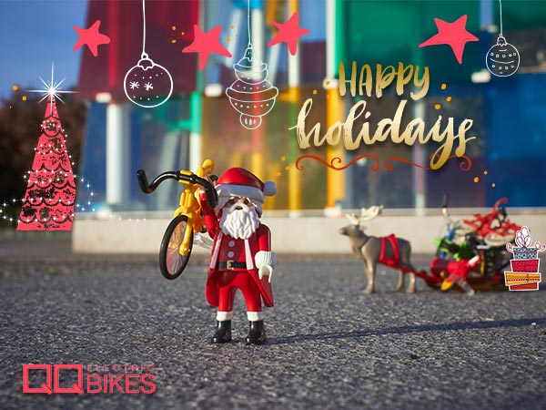 Happy Holidays 2016 - QQ Bikes