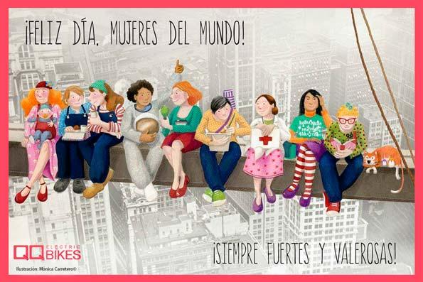 Dia Internacional de la Mujer Trabajadora