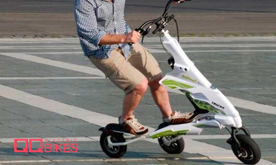 Rent Electric Trikke