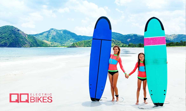 Alquiler de Tablas de Surf
