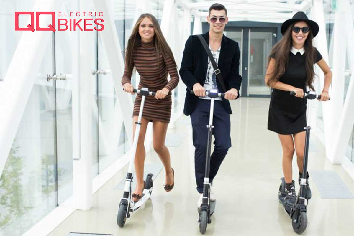 Cada día es más habitual ver patinetes eléctricos en nuestras ciudades