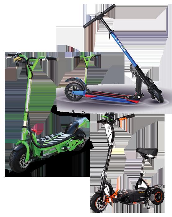 Servicio de Reparación de Monopatines, Hoverboards y Monociclos eléctricos
