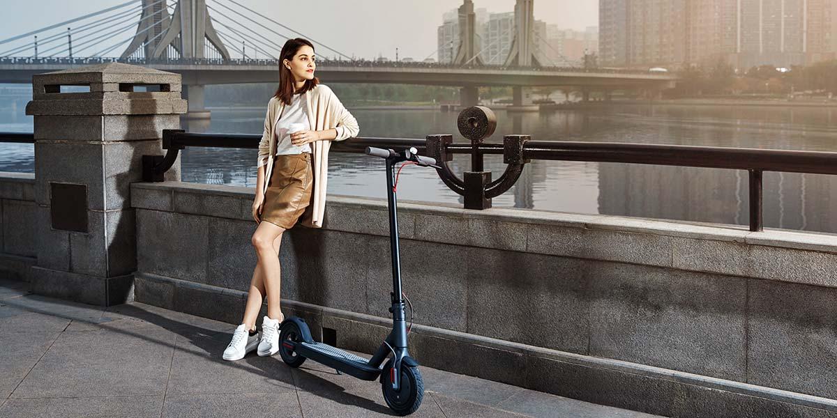 Patinete eléctrico QQ Bikes en Todo Patinetes