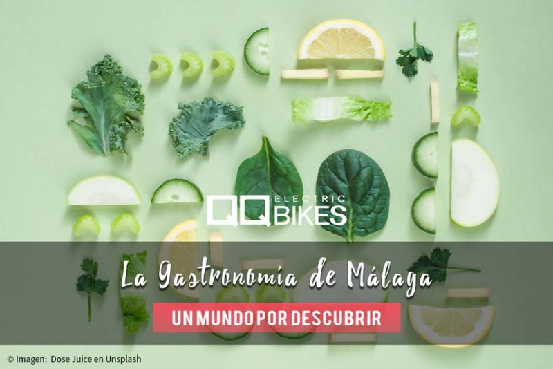 La propuesta gastronómica de Málaga. The gastronomic proposal of Malaga