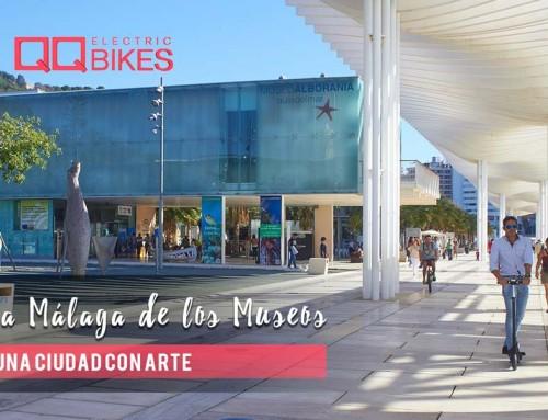 La Málaga Museística