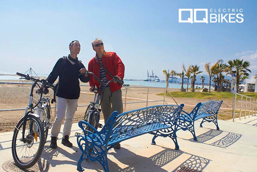 QQ Bikes and its varied cycling proposal in Malaga