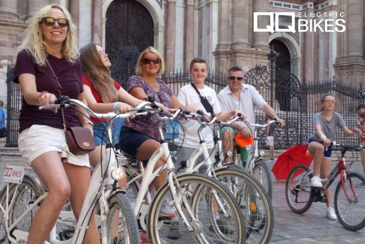 QQ Bikes y su variada propuesta ciclista en Málaga