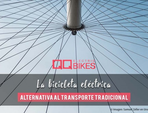 The electric bike, a good alternative to traditional transport