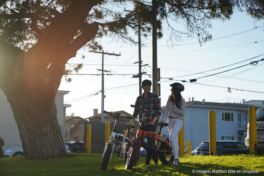 Bicicleta eléctrica, una buena alternativa al transporte tradicional