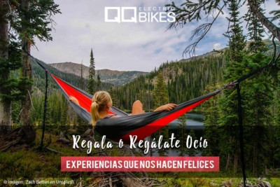 Regalar ocio es regalar experiencias que nos hacen felices y que ya no olvidaremos. Giving away leisure is giving away experiences that make us happy and that we will not forget anymore