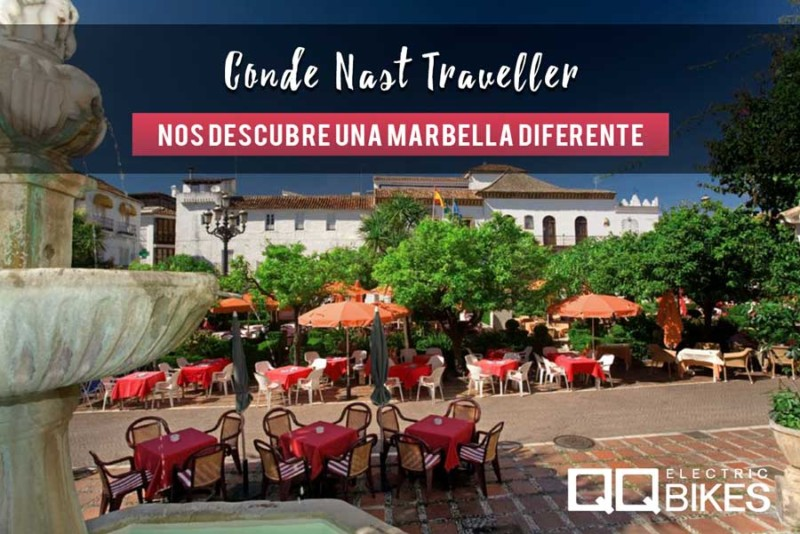 Marbella as one of the most beautiful coastal cities in Spain