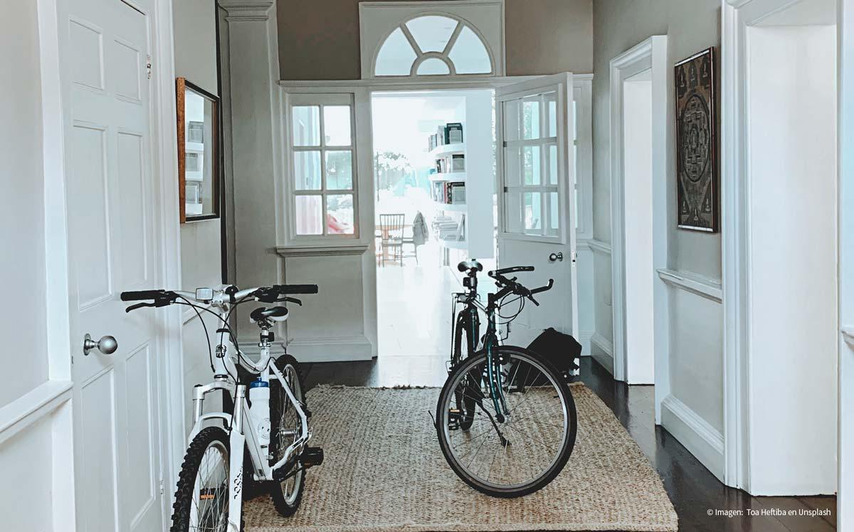 Cómo pedalear en casa de la forma más barata