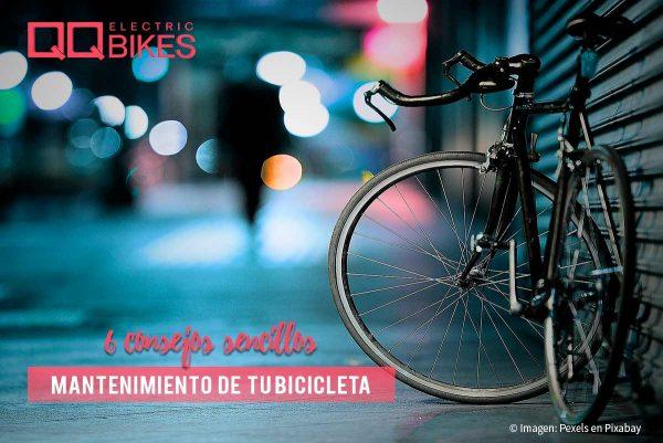 6 consejos sencillos para mantener tu bicicleta a punto